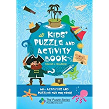 Kids' Puzzle and Activity Book Pirates & Treasure!: 60+ Activities and Puzzles for Children (The Puzzle Series)