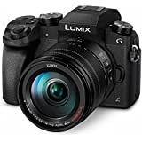 Panasonic Lumix DMC dmc-g7 14 – 140/3,5 – 5,6 Lumix G Vario Power OIS ASPH Digitalkameras 16.84 Mpix