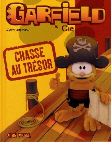 Garfield & Cie : Chasse au trésor par Jim Davis
