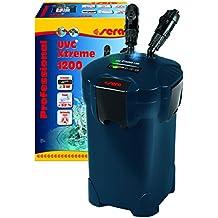 Sera UVC-Xtreme - Filtro Exterior electrónico controlable para peceras con Amalgama integrada de 5