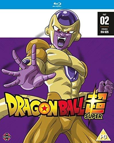 Dragon Ball Super Season 1 - Part 2 (Episodes 14-26) [Blu-ray] [UK Import]