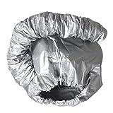 Babysbreath17 Easy Use Capelli Cappello Perm Capelli Portable Dryer Nursing Dye Modeling Caldo di Essiccazione Trattamento cap Grey