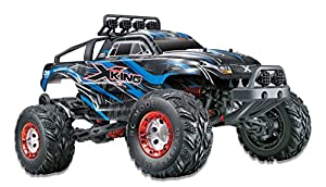 Amewi 22242-X de King Pro 4WD Brushless 1: 12Monster Truck, RTR, 2,4GHz