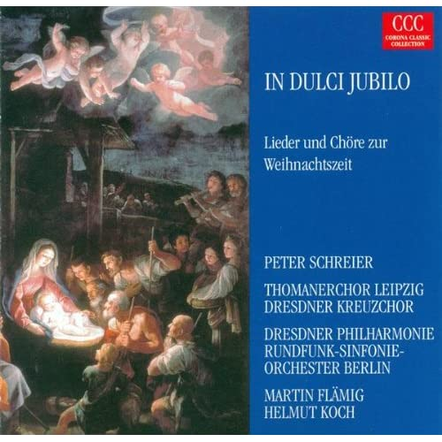 Christmas Songs And Choral Music (In Dulci Jubilo)