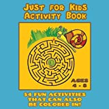 Best Book For 7 Year Old Boys - Just for Kids Activity Book Ages 4 to Review