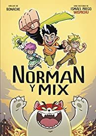 Norman y Mix par Wismichu