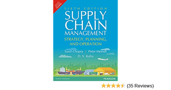 Buy Supply Chain Management 6/e Book Online at Low Prices in
