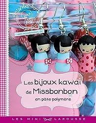 Les bijoux kawaï de Missbonbon en pâte polymère