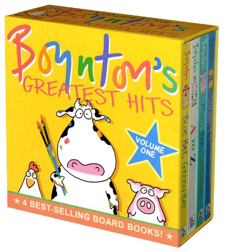 Boynton's Greatest Hits (Boynton Board Books)