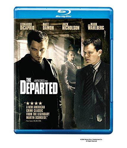 Click for larger image of The Departed [Blu-ray] [2006] [US Import]