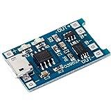 2pcs Micro USB 18650batería de litio de carga Board Cargador–Módulo 5V 1A