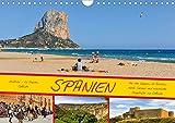 Spanien (Wandkalender 2020 DIN A4 quer): Von Kastilien - La Mancha zur Ostküste (Monatskalender, 14 Seiten ) (CALVENDO Natur) -