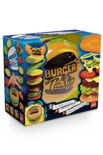 Goliath Burger Party, Color Amarillo, única (30890)
