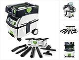 Festool Absaugmobil CTL MIDI CLEANTEC Sauger + Festool Reinigungsset D 27 / D 36 K-RS-Plus im Systainer