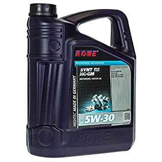 ROWE HIGHTEC SYNT RS SAE 5W30 HC-GM, 5 Liter