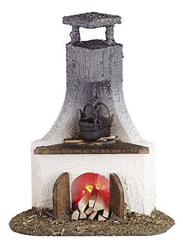 Preisvergleich Produktbild Kahlert Licht 40648 - Minipuppenzubehör - Kamin