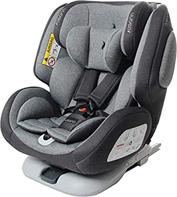 Drehbarer Reboarder Kindersitz 360 Grad Drehbar Osann One 360 Rückwärtsgerichteter Kindersitz 0-36KG