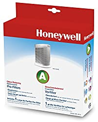 Honeywell Hrf-ap1e Pre-filter Compatible With Hpa100we Air Purifier
