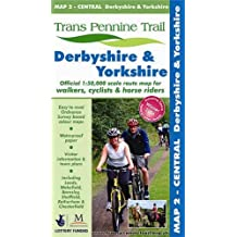 Derbyshire and Yorkshire: Central Map 2