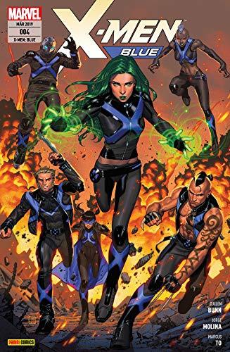 X-Men: Blue 4 - Zu den Waffen - Emma Frost Von X-men