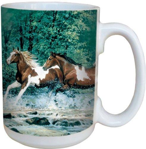 tree-free-greetings-79009-15-oz-spring-creek-run-collectible-art-ceramic-mug-with-full-sized-handle