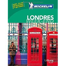 Le Guide Vert Week-end Londres Michelin