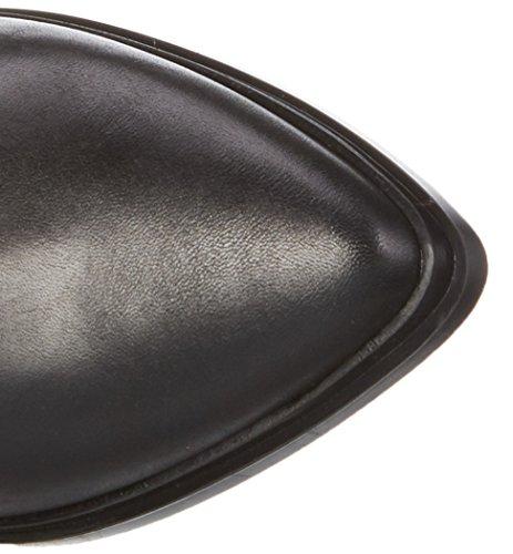 Daniel Hechter Damen Hj71351 Langschaft Stiefel Schwarz (schwarz 100)