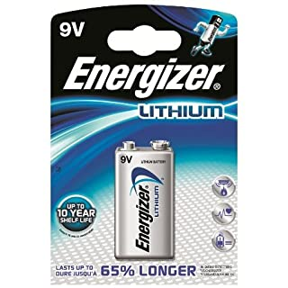 Energizer Lithium 9V-Block