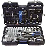 Projahn  - Projahn 1 / 4'3 / 8'1 / 2 projahn caja de herramienta universal profesional de 122 piezas 39048201