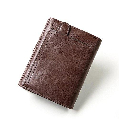 Électronique carte de crédit sac carte porte Fashion cas avec fente 20 de carte vert Blancho Bedding