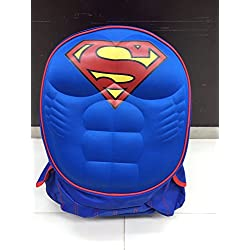 School Bag with different character(Spiderman or Ironman or Superman)