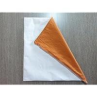 Crociedelizie, Cuscino copricuscino arredo federa tela aida cerniera 40 50 60 cm da ricamare ricamabile punto croce