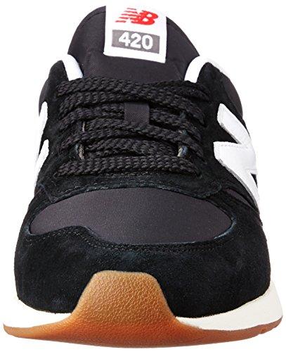 New Balance 420 Scarpe Sportive Uomo Nere Nero