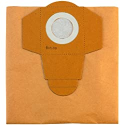 Einhell Schmutzfangsack 25 Liter für Nass-Trockensauger 5er-Set