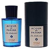 Acqua di Parma Blu Mediterraneo, Arancia di Capri, Eau de Toilette 75 Ml