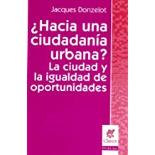 ¿Hacia una ciudadania urbana?