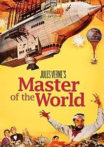 Master of the World [DVD] [1961] [Region 1] [US Import] [NTSC]