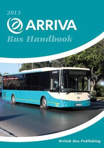 2013 Arriva Bus Handbook 2013 (Bus Handbooks) (Bus Arriva)