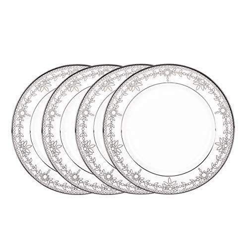 Lenox 851036 Marchesa Empire Pearl Tidbits, 4 Stück Lenox Marchesa Empire Pearl