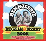 [ BEN AND JERRYS HOMEMADE ICE CREAM AND DESSERT BOOK BY GREENFIELD, JERRY](AUTHOR)PAPERBACK
