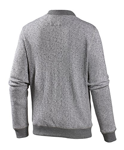 Hurley veste en tricot Gris