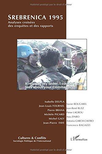 Cultures & conflits, N 65, printps. 2007 : Srebrenica 1995 : Analyses croises des enqutes et des rapports