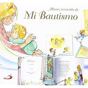 Álbum Recuerdo De Mi Bautizo (Mis primeros libros)