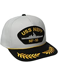 Neff USS - Gorra Blanco Talla:Talla única