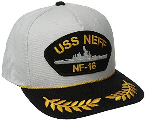 Neff USS Cap, Herren, weiß, Einheitsgröße