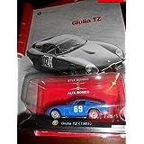 Alfa Romeo Giulia TZ 1963 MODELLINO DIE CAST 1:43 MODEL +fas.57