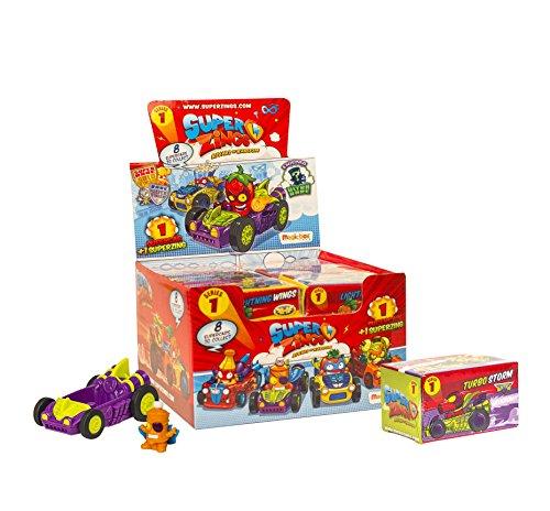 Superzings Rivals of Kaboom Caja de Figuras (Magic Box INT Toys SZ1P0302)