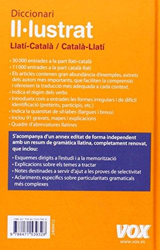 Diccionari II·lustrat Llatí. Llatí-Català/ Català-Llatí (Vox – Lenguas Clásicas) leer libros online gratis en español para descargar