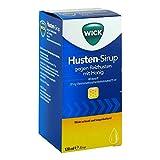 WICK Husten-Sirup gegen Reizhusten mit Honig 120 ml
