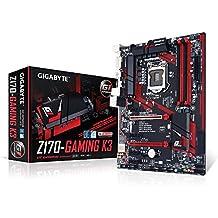 Gigabyte GA-Z170-Gaming K3-EU - Placa base (LGA1151 , 4 x DDR4 up 64GB)
